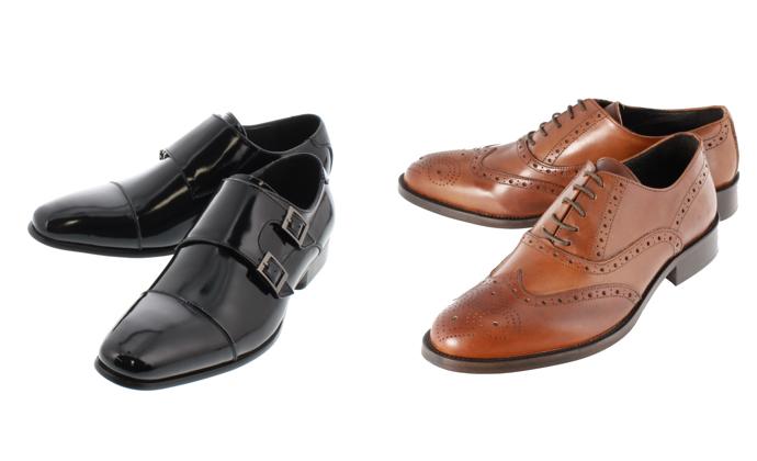 グレーのスーツに似合う靴の色はこれがおすすめ【元アパレル店員