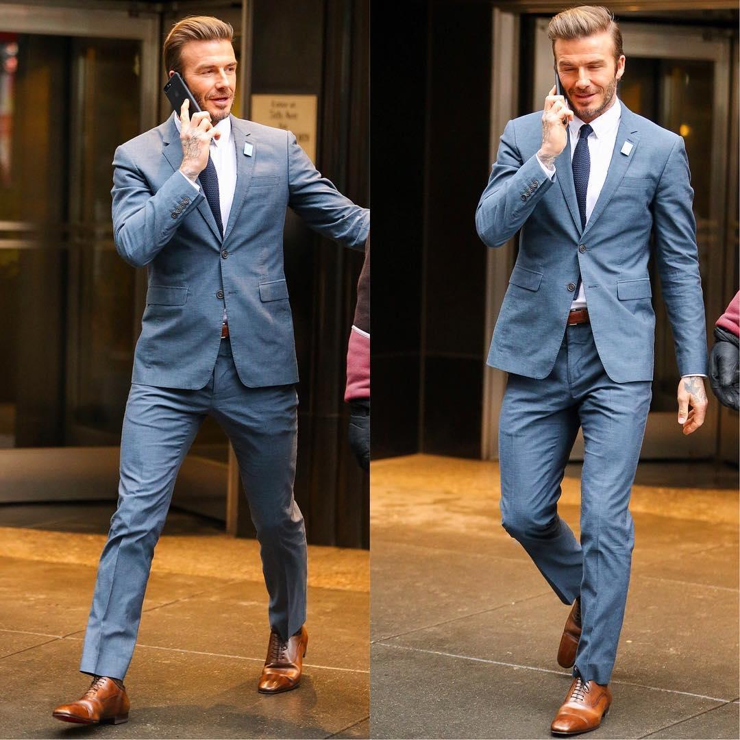 ベッカムのスーツがかっこいい!ブランド&コートスタイルの画像まとめ