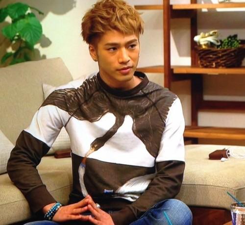 登坂広臣のファッション