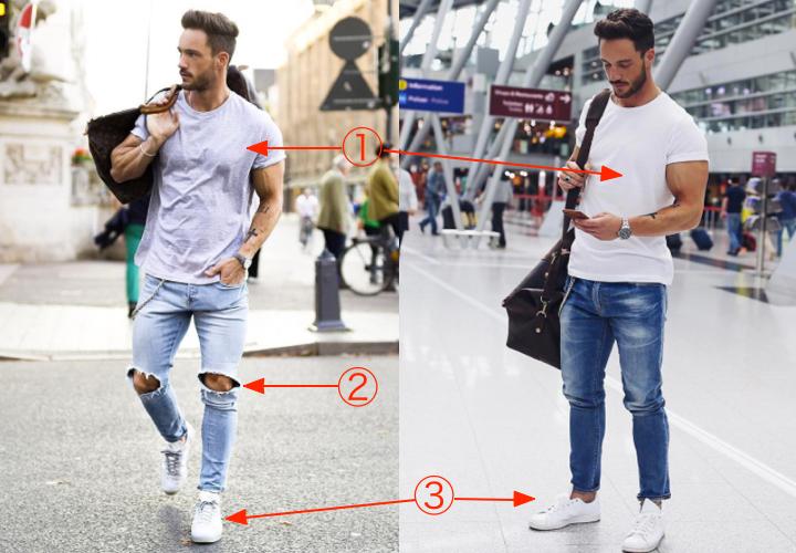 お洒落メンズが夏に着用している定番アイテムをご紹介していきます。