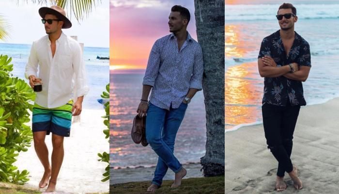 夏のビーチ&海でしたいファッション