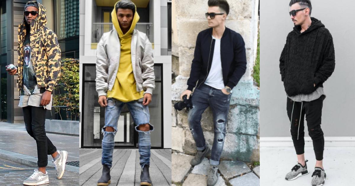 ストリートファッション・メンズ 冬(男)特集【2018年版】|男性ファッション&筋トレ&恋愛&体の悩み