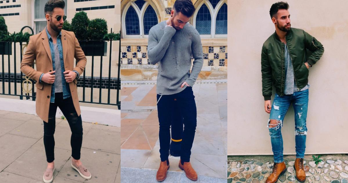 秋のファッション・メンズ|40代のチョイワル親父コーデ|メンズファッション&筋トレ&恋愛&体の悩み