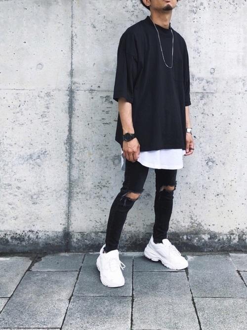 ストリートファッションで女子ウケするコーデ【2019年版】|服の