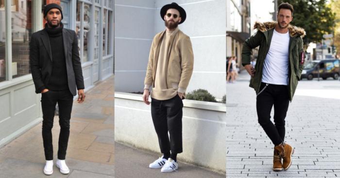 海外の冬のファッション・メンズがマジで参考になる