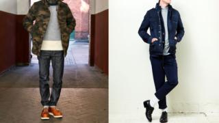 秋,ファッション,メンズ,アウトドア