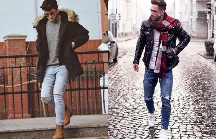 33歳の男性の秋冬ファッション