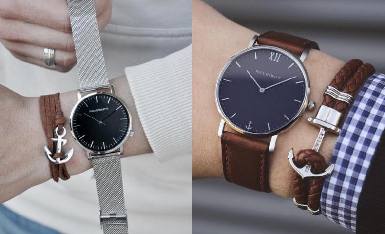 メンズ ブレスレット 付け方 コツ 時計