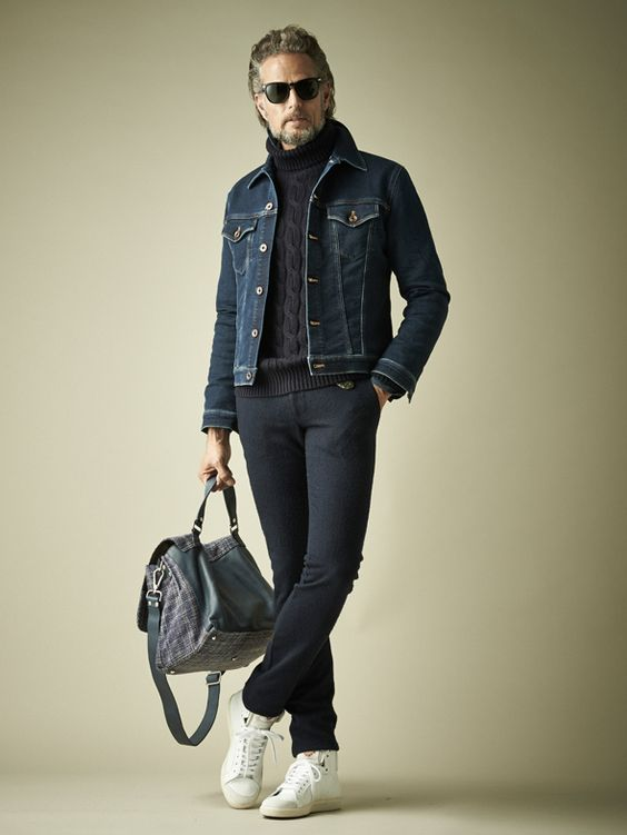 50代・男性のファッション&コーディネート|冬のアウター特集 ...