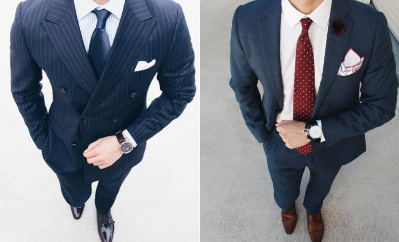 入学式 パパ おしゃれ スーツ
