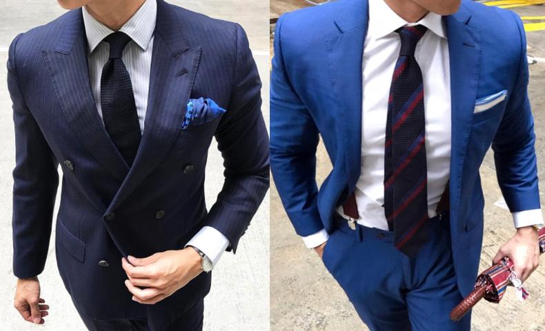 入学式 パパ スーツ ネクタイ 色
