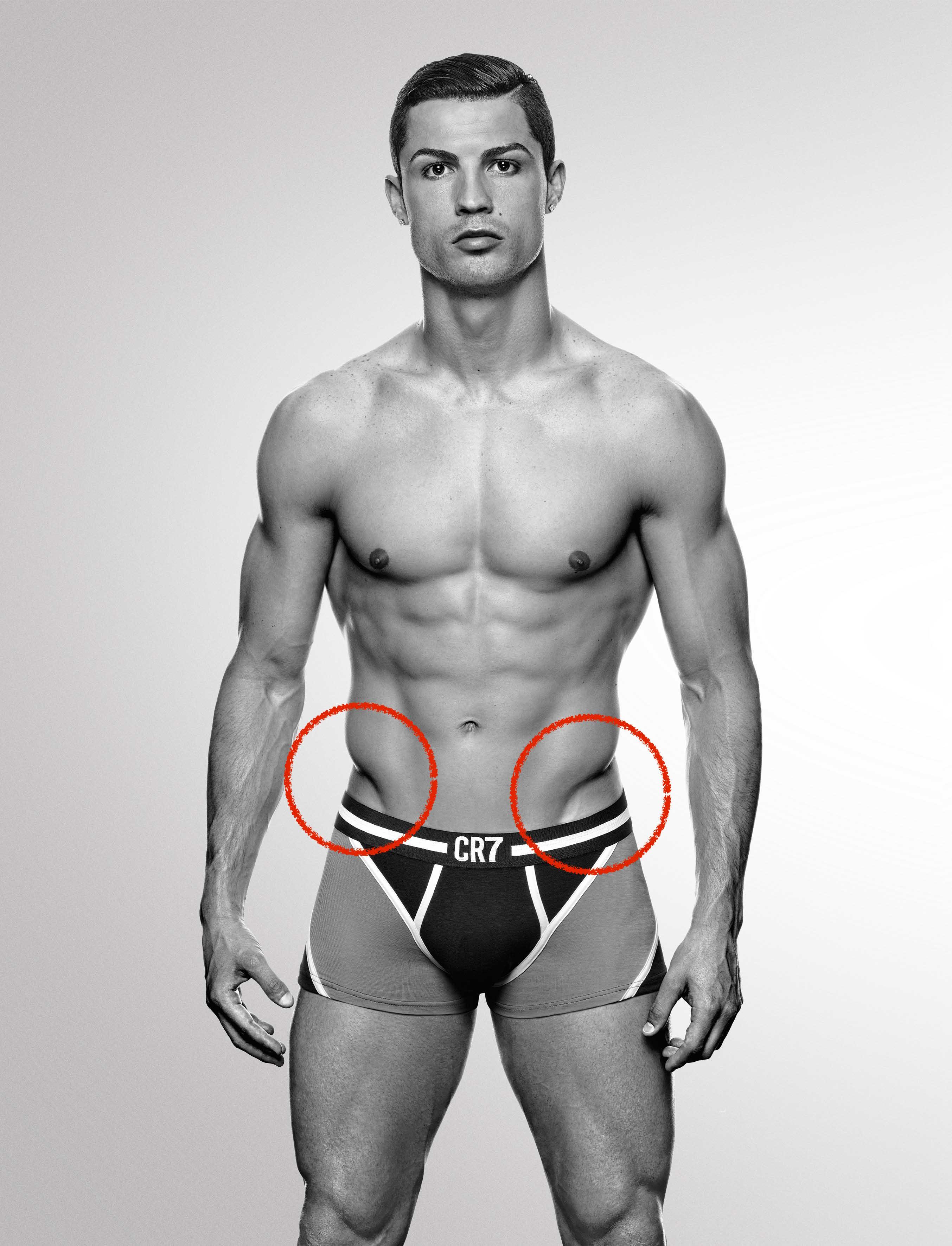クリスティアーノロナウドの筋肉から学ぶ食事とトレーニング方法 服のメンズマガジン