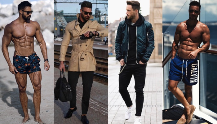 たい が いい ファッション が 男