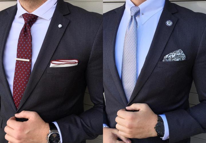 ポケットチーフ,色,合わせ方,ネクタイ,選び方,結婚式