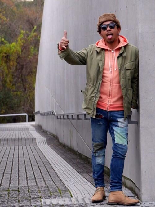 33e88552390ff 40代の男性ファッション|メンズ冬コーデはシンプルが鍵!