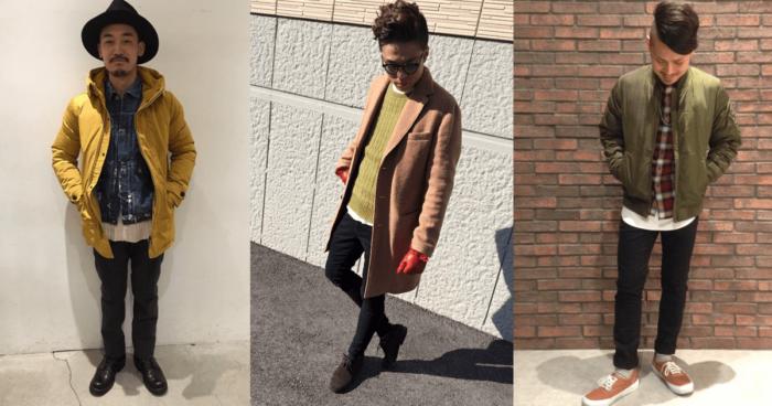冬コーデ・メンズ|30代カジュアルファッション【日本人】|服の