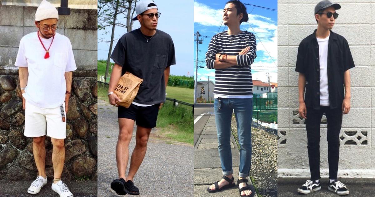 夏コーデ|メンズ30代がしたいファッション特集!|メンズファッション&筋トレ&恋愛&体の悩み
