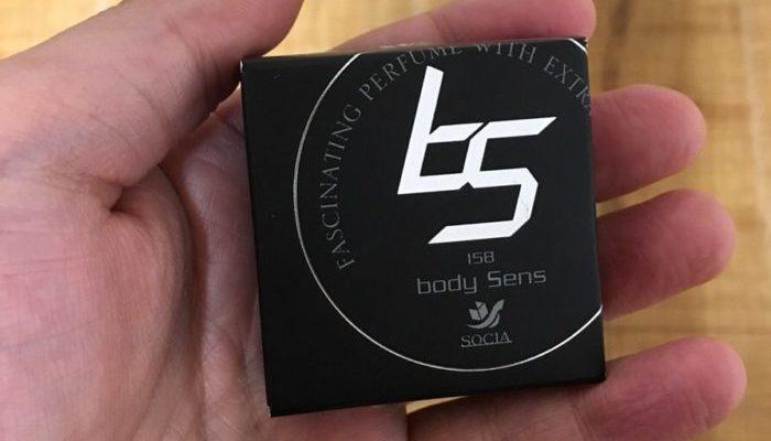 ボディセンスの香水