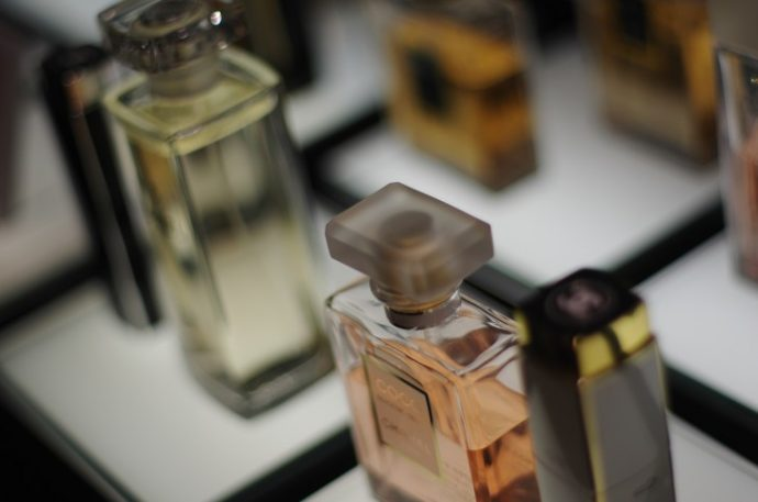従来の香水は効果なし