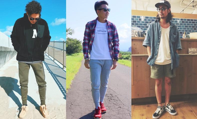 西海岸風,メンズ,ファッション,コーデ
