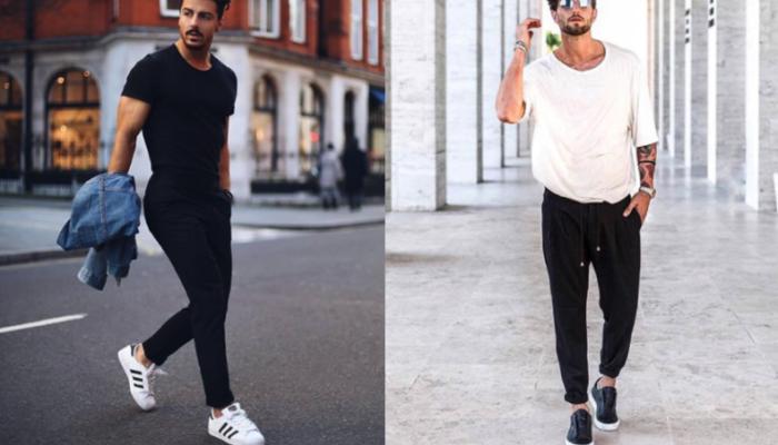 がっちり 体型 男性 ファッション