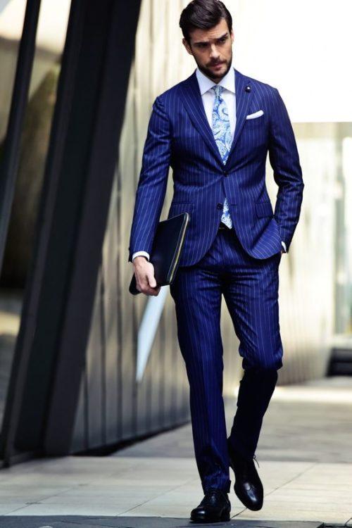 スーツが似合わない男だった僕が女性から素敵と言われた3つの