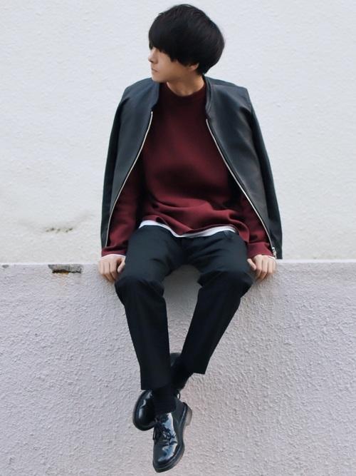 高校生がしたいメンズの秋コーデ|これでアナタはモテる!|服の