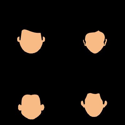 ファッション診断テスト「顔型」